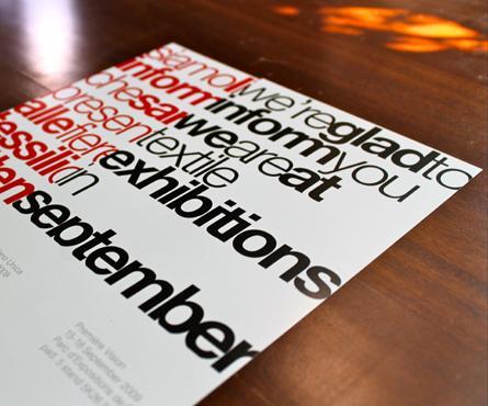 mailer set composto da busta , brochure e doppio mailer. stampa 4 colori su Arjo wiggins curious skin.