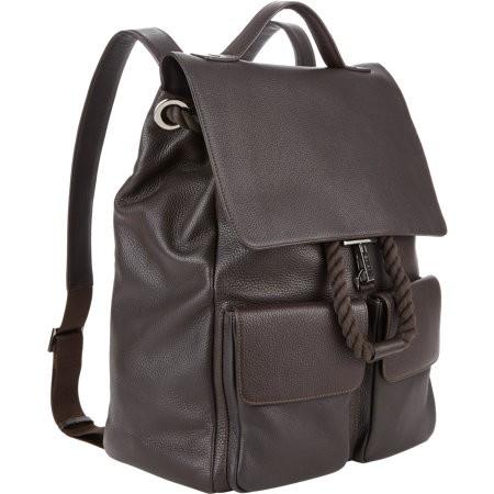 leather backpack. pelle mocca. da e-catalogue Barneys