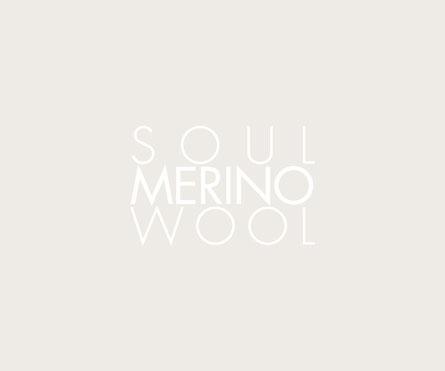"""brand commerciale """"soul merino wool"""""""